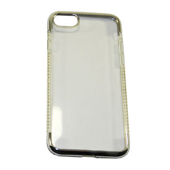 купить Fashion Case Diamond Series Iphone 7/8, Silver в Кишинёве