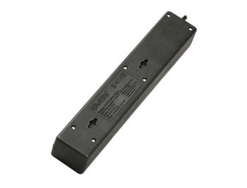 Фильтр импульсных помех SVEN Optima Base Black 5 sockets, 3m (Priza cu protectie - prelungitor/basic surge protection)