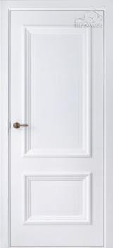 купить Дверь ФРАНЧЕСКО Эвопро белый глухая в Кишинёве