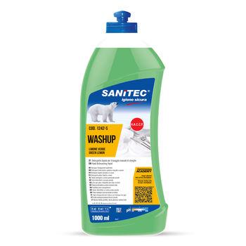 Piatti Limone Verde - Средство для мытья посуды 1000 мл