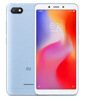 "Xiaomi RedMi 6A EU 32GB Blue, DualSIM, 5.45"" 720x1440 IPS, Mediatek Helio A22, Octa-Core 2.0GHz, 3GB RAM, microSD (uses SIM 2 slot), 13MP/5MP, LED flash, 3000mAh, WiFi-N/BT4.2, LTE, Android 8.1 (MIUI 9), Infrared port"