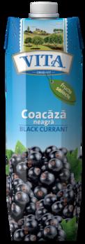 Vita нектар черная смородина 1 Л