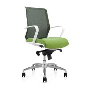 купить Офисный стул с зеленой сеткой и зеленым сиденьем в Кишинёве