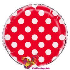 купить Фольгированный шар «Шар в горошек», 46 см в Кишинёве