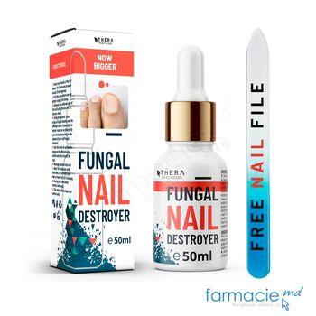 купить Fungal Nail (tratamentul onicomicozei) 50ml в Кишинёве