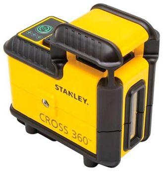 купить Уровень лазерный Stanley Cross 360 в Кишинёве