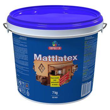 Supraten Латексная краска Mattlatex 7кг