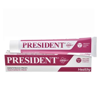 купить Pasta de dinti President Profi 50ml (Antibacterial) в Кишинёве
