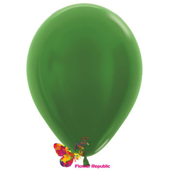 cumpără Balon de latex,  verde nacru - 30 cm în Chișinău