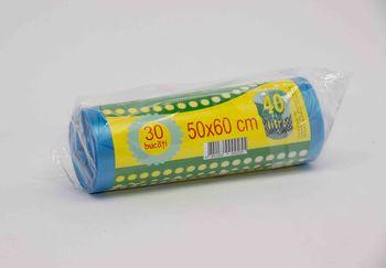 Пакеты для мусора 40л