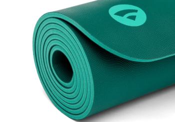 Коврик для йоги  Bodhi ECOPRO DIAMOND GREEN -6мм