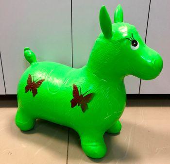 """Надувная игрушка для детей """"Лошадка"""" 0118 Х (302)"""