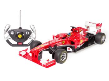 Rastar Ferrari F1 1:12