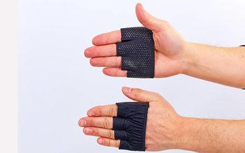 Перчатки для фитнеса S Work out short-pad 8038-S (859)