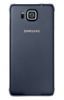 Samsung Galaxy Alpha G850F, Black
