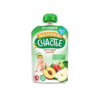 cumpără Malenikoe Sciastie Piure salată din fructe 90g în Chișinău