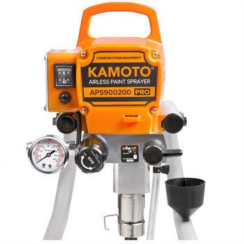 Безвоздушный покрасочный аппарат Kamoto APS900200PRO
