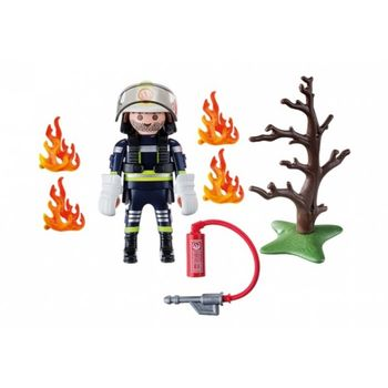 Firefighter with Tree, PM9093