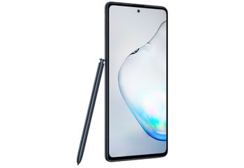 купить Samsung Galaxy Note 10 Lite N770F/DS 6/128Gb Duos, Aura Black в Кишинёве