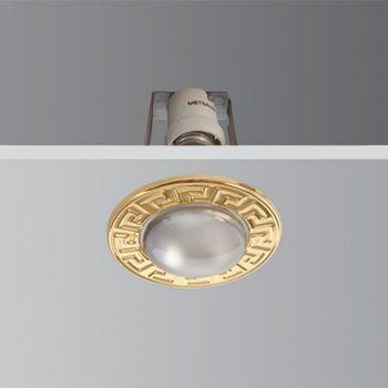 Metsan Встраиваемый светильник R-63 титан