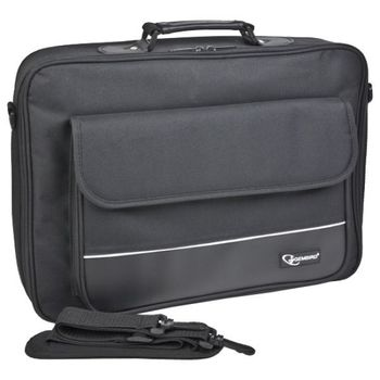 "cumpără Geantă laptop 19"" NB  bag - Gembird NCC-6, High-quality carrying case, Black în Chișinău"