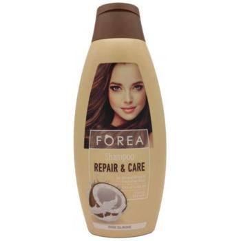 Шампунь женский для волос Forea с маслом кокоса, 500 мл.,
