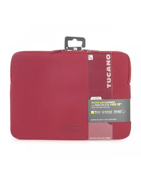 "13.3"" Чехол для ноутбука Tucano Elements, Red"