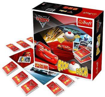 "Игра настол ""Boom-Boom: Cars3""(ru-ro), код 40105"