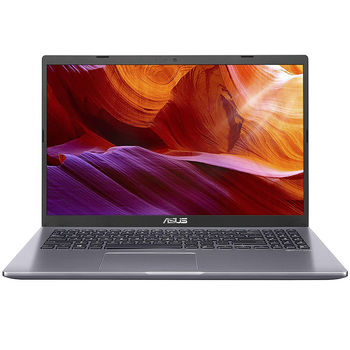 "Laptop 15.6"" ASUS VivoBook X509JA Slate Gray, Intel Core i5-1035G1 1.0-3.6GHz/8GB DDR4/SSD 512GB/Intel UHD G1/WiFi 802.11AC/BT4.1/USB Type C/HDMI/HD WebCam/Illum. Keyb./15.6"" FHD LED-backlit Anti-Glare (1920x1080)/No OS (laptop/notebook/Ноутбук ) X509JA-BQ084"