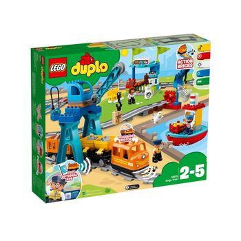 купить Lego Duplo Town Грузовой поезд в Кишинёве