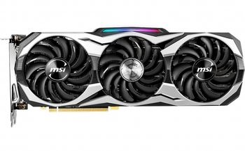 MSI GeForce RTX 2080 DUKE 8G OC /  8GB DDR6 256Bit 1845/14000Mhz, 1x HDMI, 3x DisplayPort, 1x USB Type-C, Triple fan - TRI FROZR Thermal Design (Zero Frozr/Airflow Control Tech), TORX FAN 2.0 with Double Ball Bearings, RGB Mystic Light, Retail