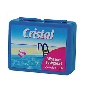 купить Тестер для Воды бассейна CRISTAL Cl-Br-PH в Кишинёве