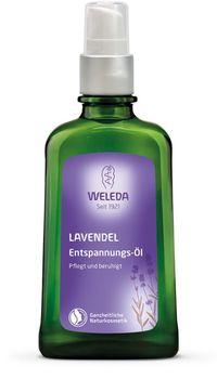 cumpără Ulei relaxant cu lavanda Weleda 100 ml în Chișinău