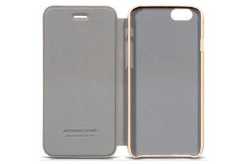 купить Hoco Crystal Classic series case iphone 6+/6s+, Gold в Кишинёве