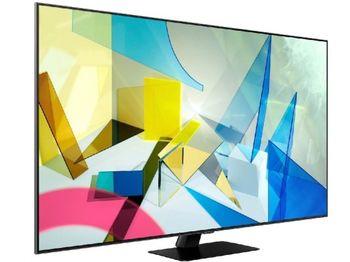 "50"" TV Samsung QE50Q80TAUXUA, Silver (SMART TV)"