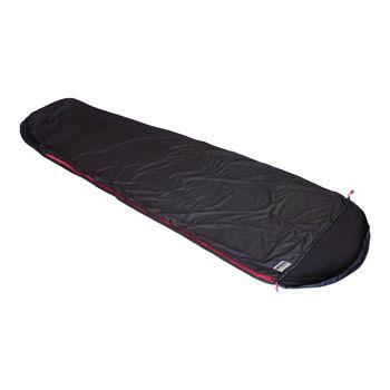 cumpără Accesoriu p/u sac de dormit High Peak Fleece Inlet Mummy / Nanuk, no temp, black, 23512 în Chișinău