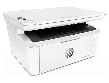 HP LaserJet Pro MFP M28w Mono Printer/Copier/Color Scanner, A4, WiFi, Up to 600 x 600 dpi, 18 ppm, 32Mb, USB 2.0, Cartridge CF244A HP 44A(1000 pages), Starter cartridge 500 pages, included USB cable www