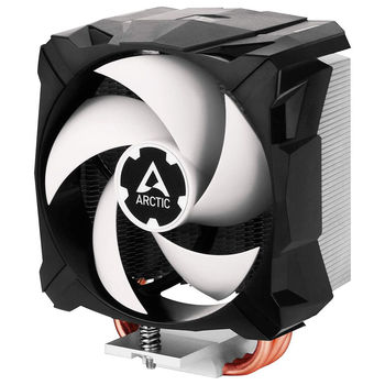 Cooler Arctic Freezer A13 X, Socket AMD AM4, FAN 100mm, 300-2000rpm PWM, Noise 0.3 Sone, Fluid Dynamic Bearing