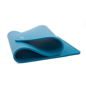Коврик для йоги / пилатеса 180x60x1.5 см Bodhi GYM60G blue (2045)