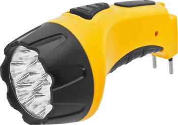 купить LED NPT-CP04-ACCU Пласт. 7LED, прям. зар-ка, акк.4В, 800мАч в Кишинёве
