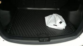 Коврик в багажник MAZDA CX5, 2011-> кросс.
