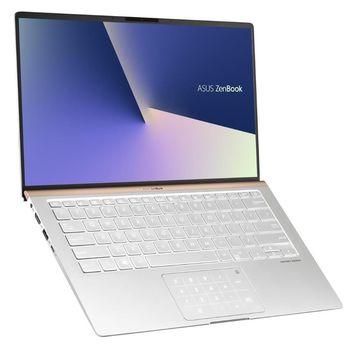 """cumpără ASUS 14.0"""" Zenbook UX433FA Silver (Core i5-8265U 8Gb 512Gb Win 10) în Chișinău"""