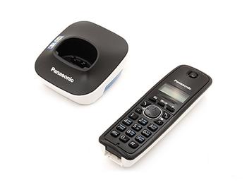cumpără Radiotelefon PANASONIC KX-TG1611UAW White în Chișinău