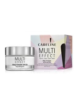 Дневной крем для лица Careline Multi Effect SPF 25, 50 мл