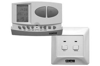 Термостат недельный беспроводной Conter CT7W