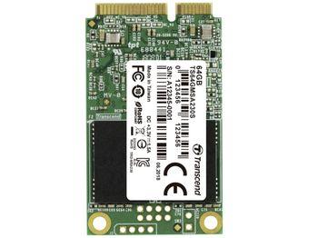 cumpără Solid-State Drive .mSATA SSD   64GB Transcend în Chișinău