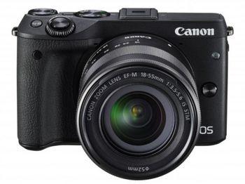 купить DC Canon EOS M100 Black KIT + EF-M 15-45 IS STM в Кишинёве