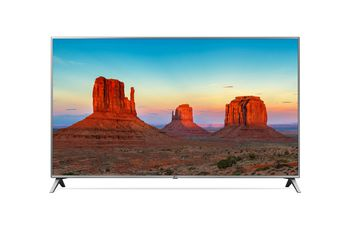 купить TV LED LG 75UK6500, Black в Кишинёве