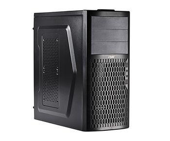 купить Case ATX Spire Lugen 1602/SP1602B, Black в Кишинёве