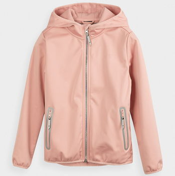 купить Куртка HJL21-JSFD001 GIRL-S SOFTSHELL LIGHT PINK в Кишинёве